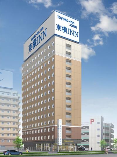 東横イン三河安城駅新幹線南口2...