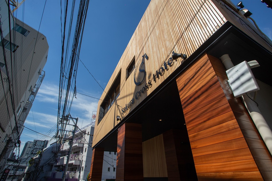 サクラクロスホテル新宿東の施設画像
