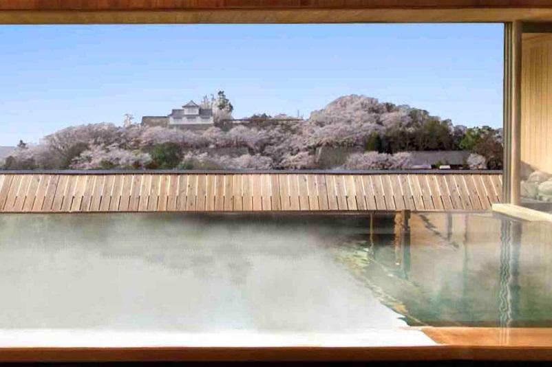 ザ・シロヤマテラス津山別邸(2019年2月27日グランドオープン)