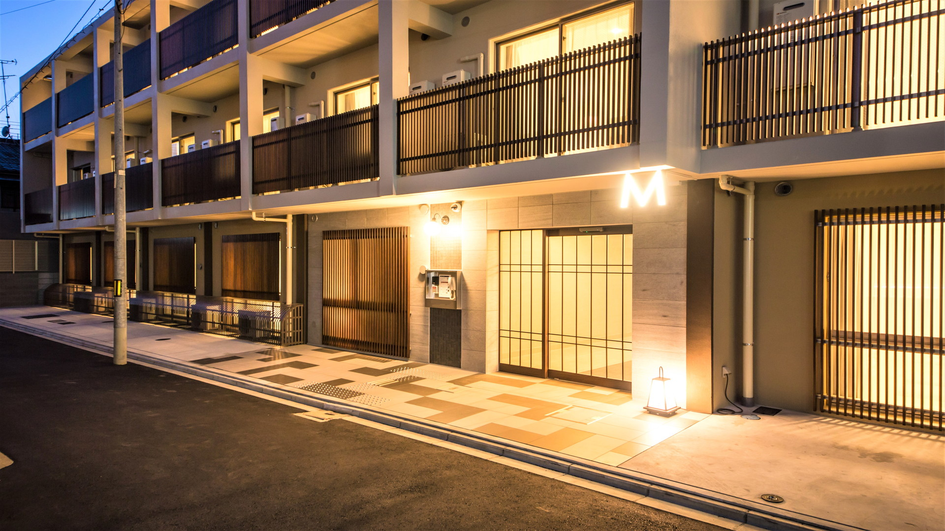 GRAND JAPANING HOTEL 二条 外観写真