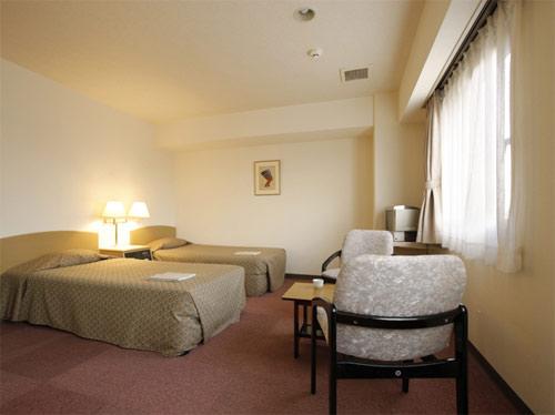 ホテルデルプラドの客室の写真