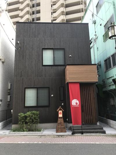 祭の日 Hotels Samurai 中板橋B