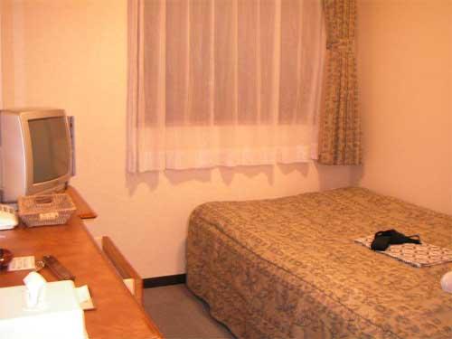 ターミナルアートインの客室の写真