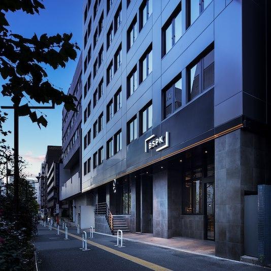 ビスポークホテル新宿