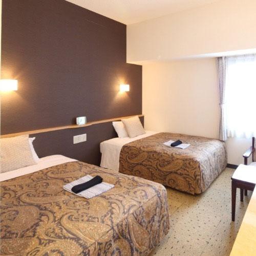 上越サンプラザホテルの客室の写真