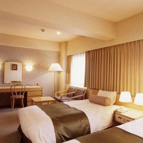山形グランドホテルの客室の写真