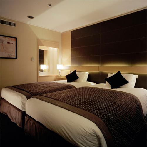 富山第一ホテルの客室の写真