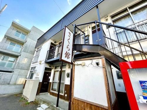 サービスアパートメントSAPPORO札幌さくら/民泊【Vacation STAY提供】
