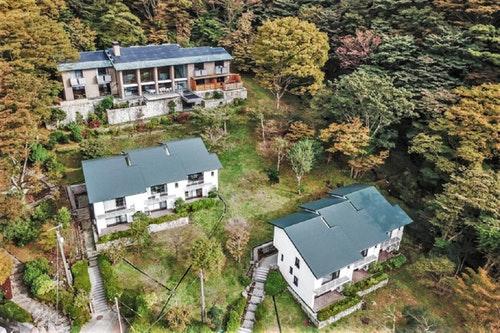箱根隠れ絶景高級温泉宿「七福荘」別邸【Vacation STAY提供】