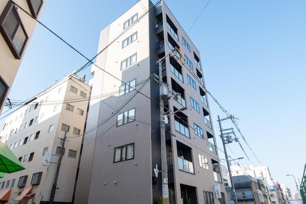 【新築】民泊専用マンション 7階建て3部屋タイプ/民泊【Vacation STAY提供】