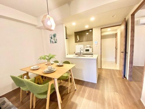 2019年新築・高機能を追求した新型高級マンション#赤坂見附/民泊【Vacation STAY提供】