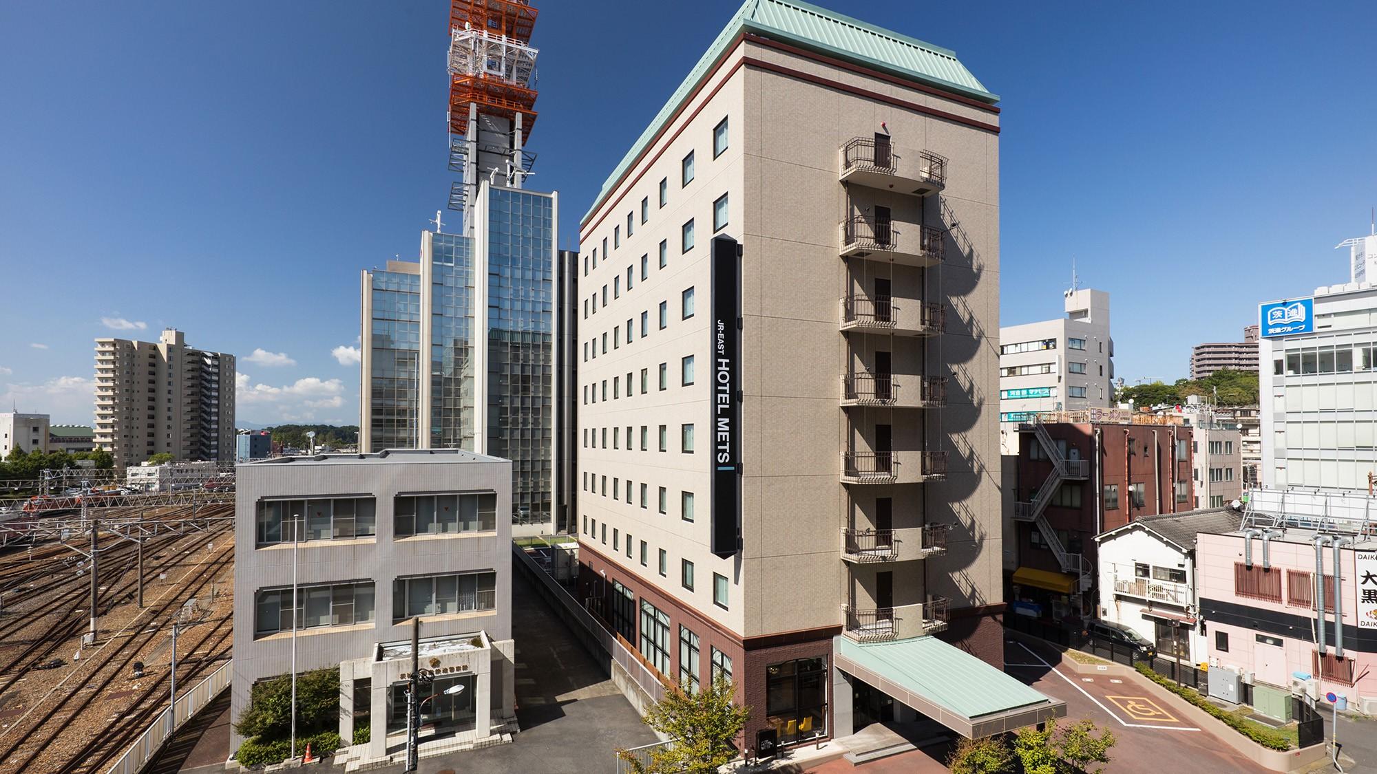 ホテルメッツ水戸<JR東日本ホテルズ>...