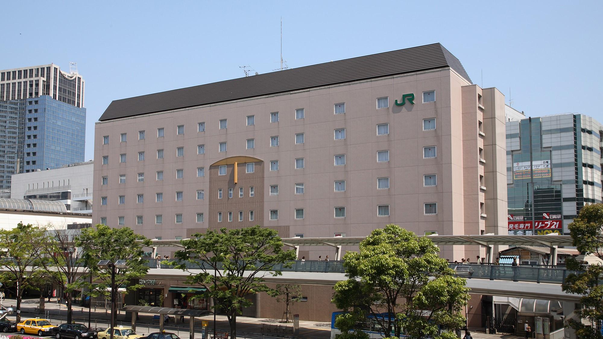 東京と横浜のどちらにもアクセスが良いホテル