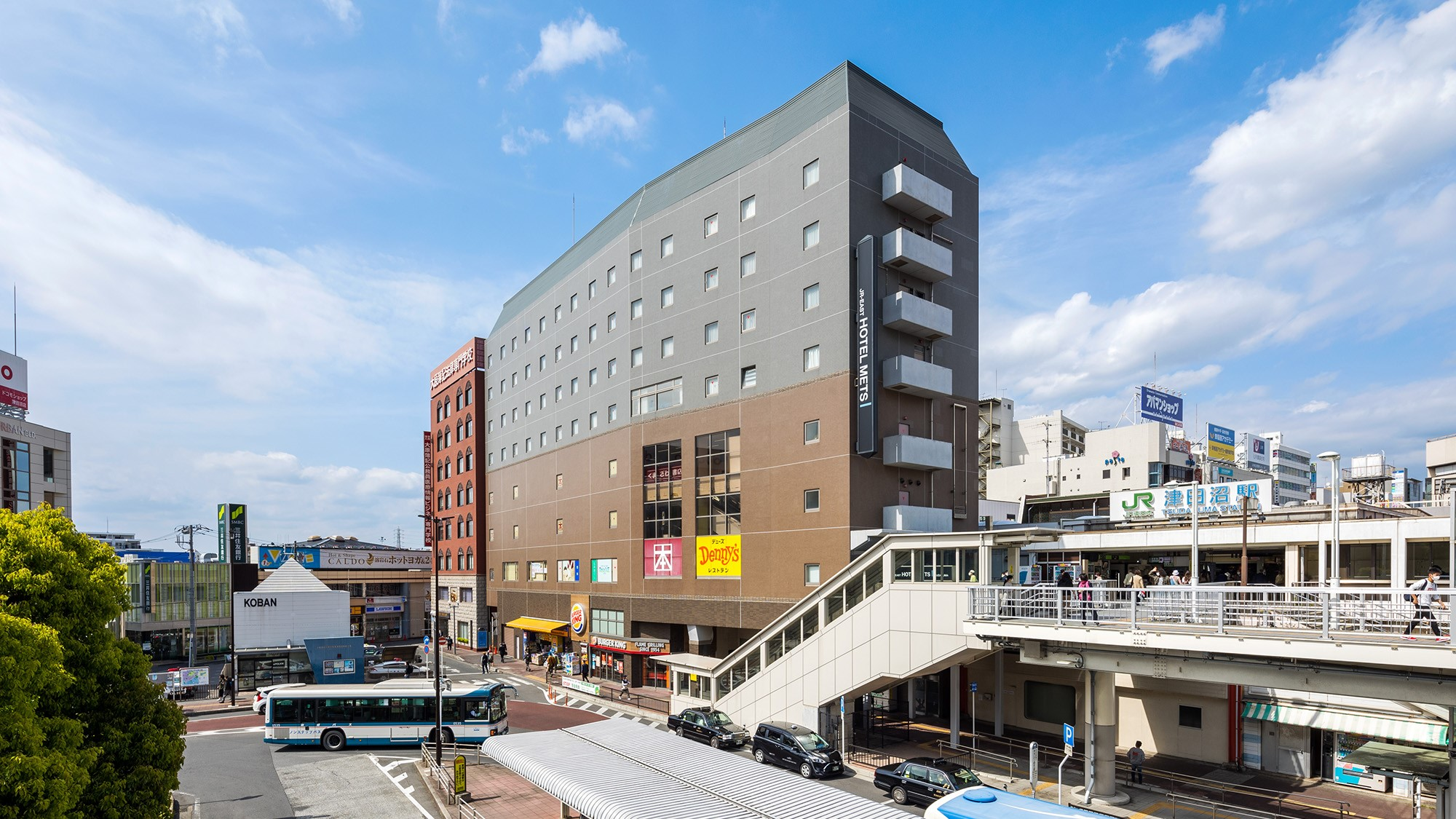 JR東日本ホテルメッツ津田沼...