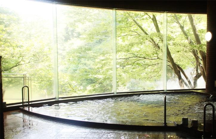 ふいご温泉