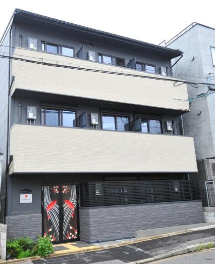 JAPANING HOTEL 上七軒