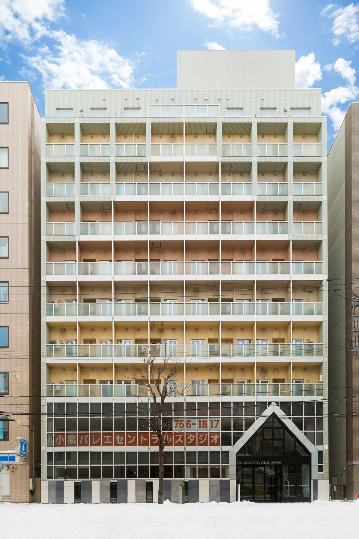 Residence Hotel Stripe Sapporo