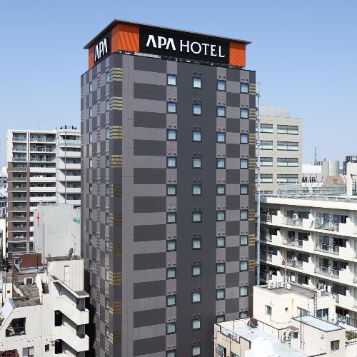 アパホテル<上野稲荷町駅北>(2019年4月19日オープン)...