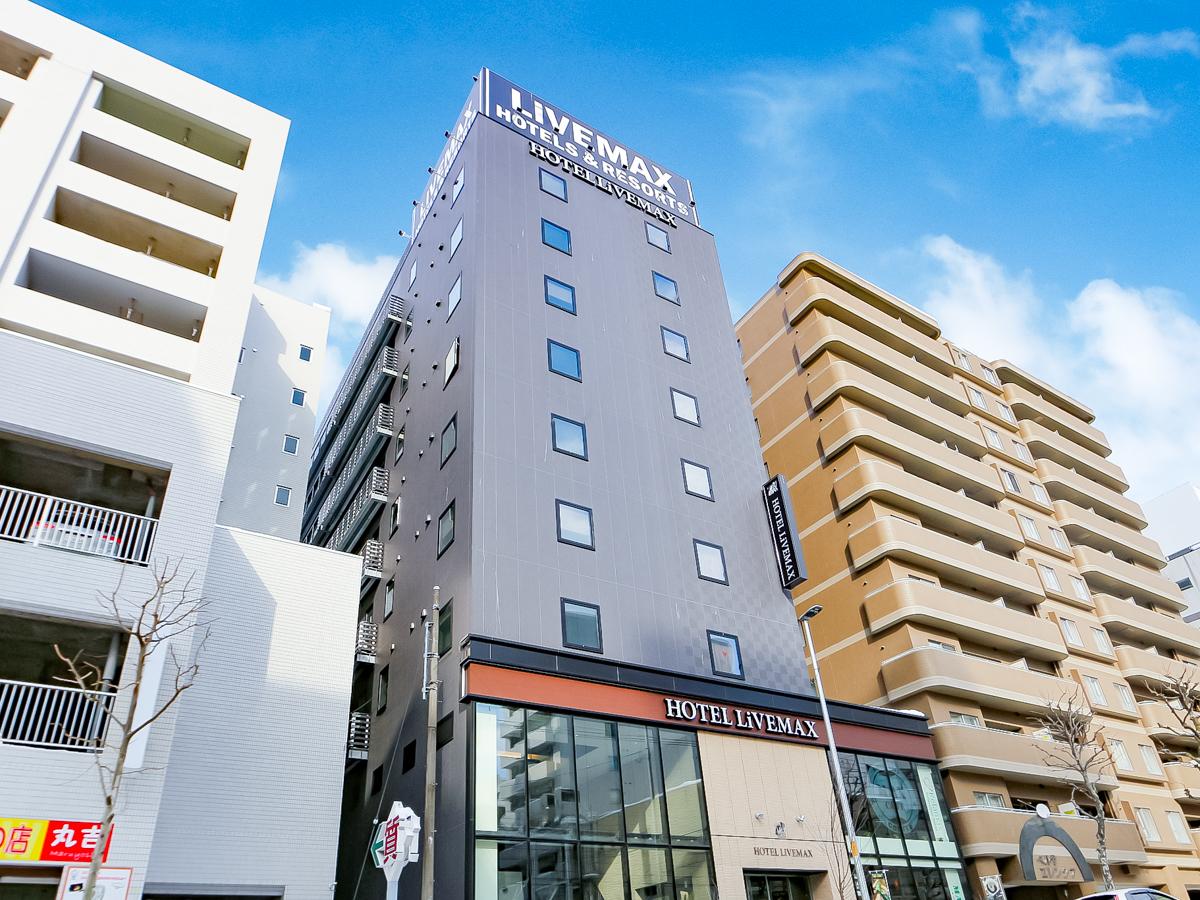 ホテルリブマックス札幌すすきの...