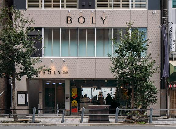 THE BOLY OSAKA(ザ ボリー オーサカ)(201...