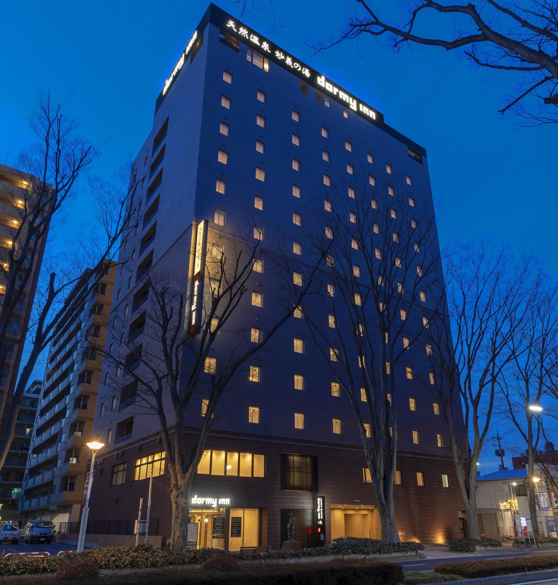 近場で天然温泉を楽しみたい。関東でおすすめのドーミーイングループホテルは?