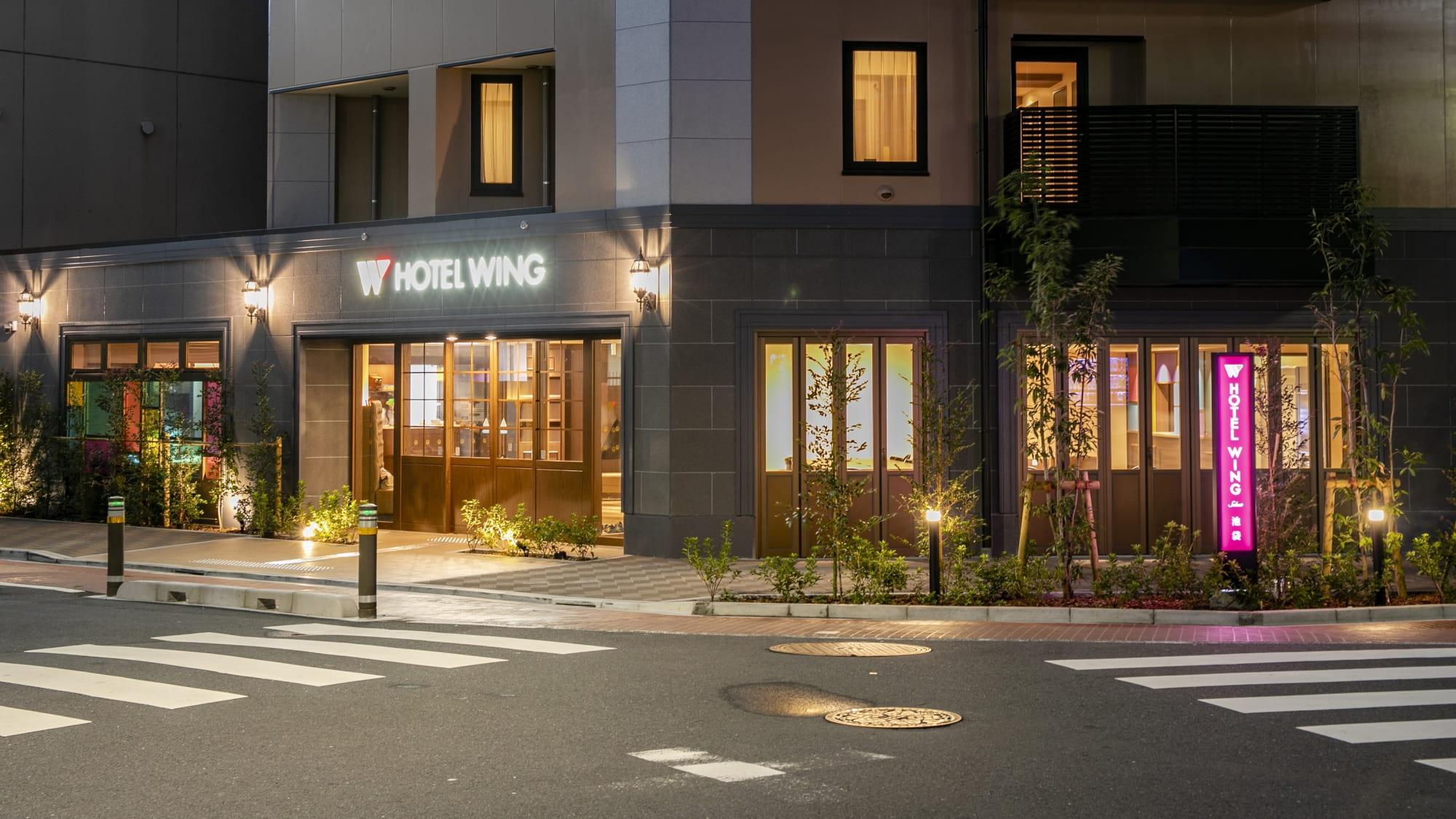 ホテルウィングインターナショナルセレクト池袋(2019年10月4日新築オープン)の施設画像