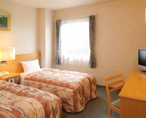 ホテルフォルクローロ大湊<JR東日本ホテルズ>の客室の写真