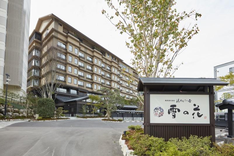 越後湯沢温泉で駅近の人気ホテルを教えて下さい。