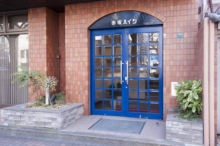 赤坂ハイツの施設画像