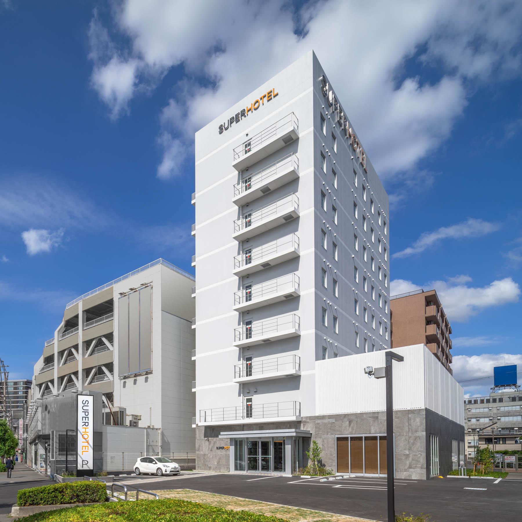 スーパーホテル埼玉・川越 天然温泉 赤城の湯