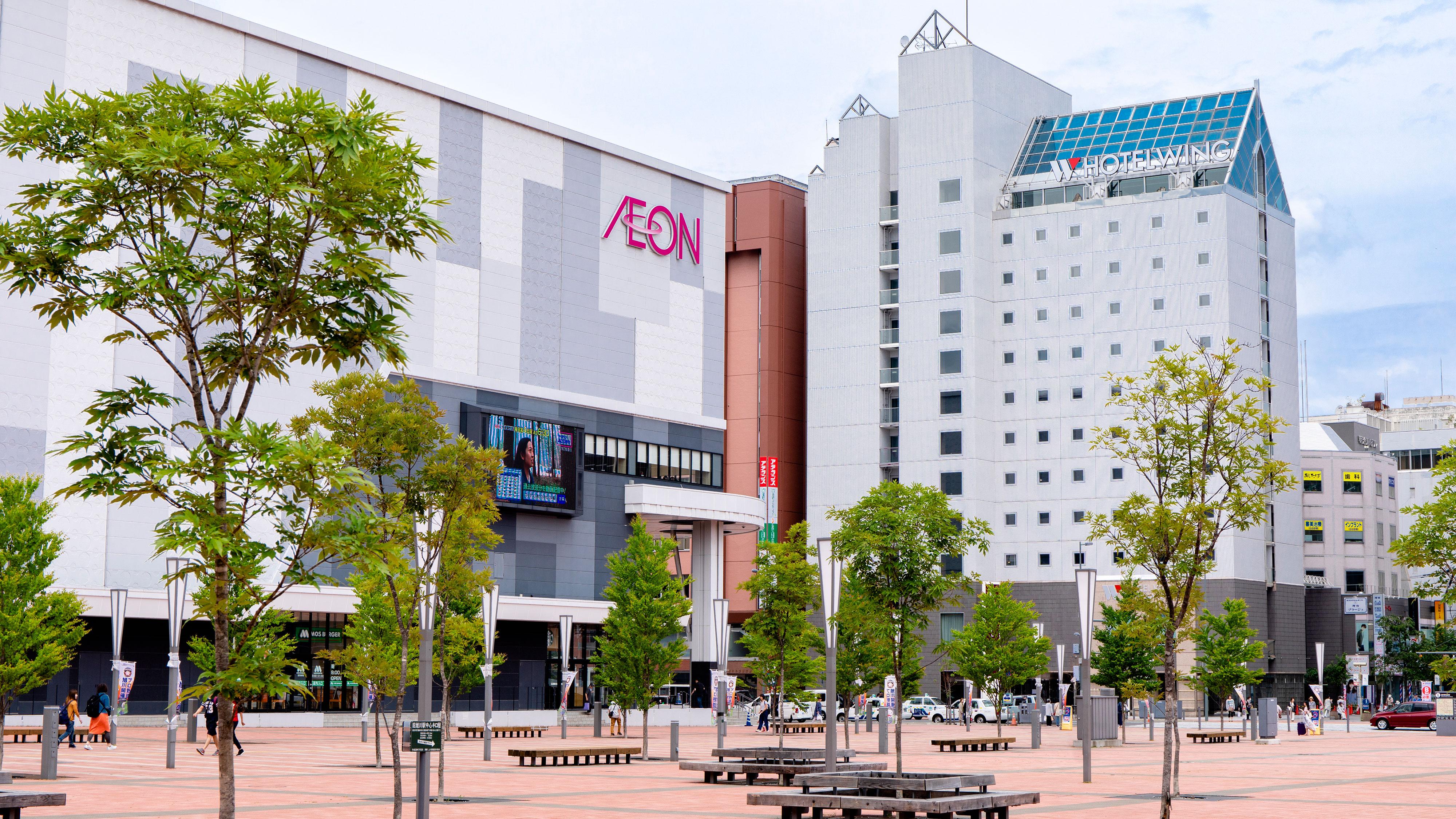 ホテルウィングインターナショナル旭川駅前 画像