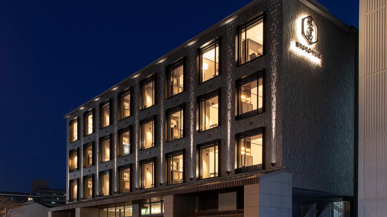 京都悠洛ホテル − Mギャラリー