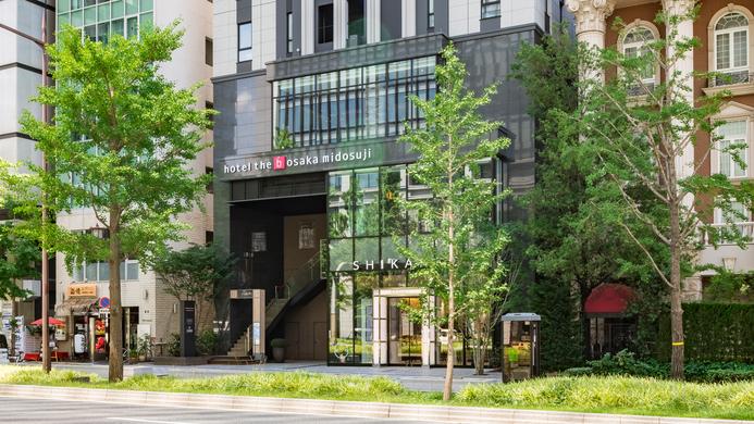 ザ・ビー大阪御堂筋(2019年5月18日グランドオープン)...