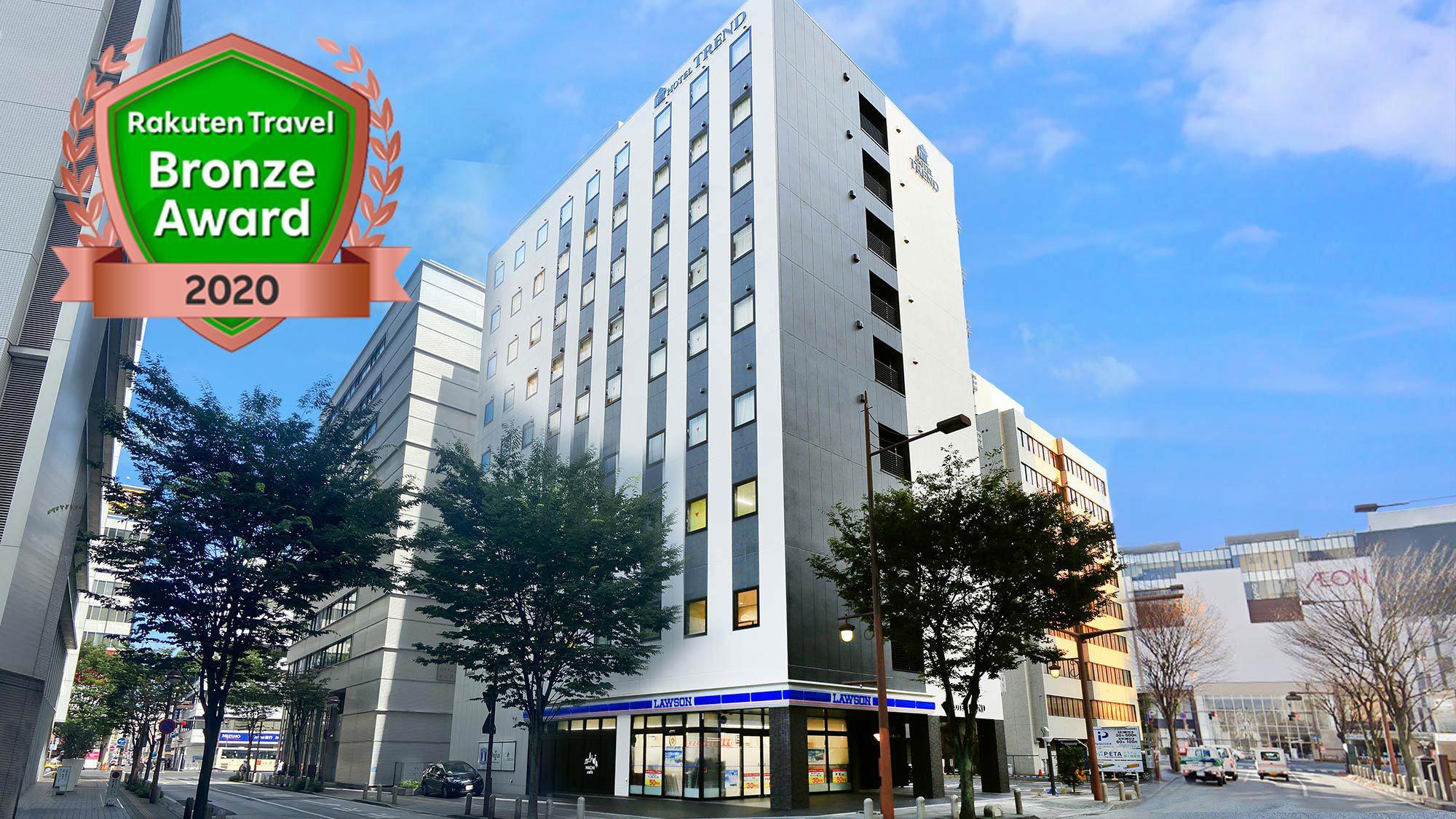 ホテルトレンド岡山駅前(2019年10月末新築オープン)...