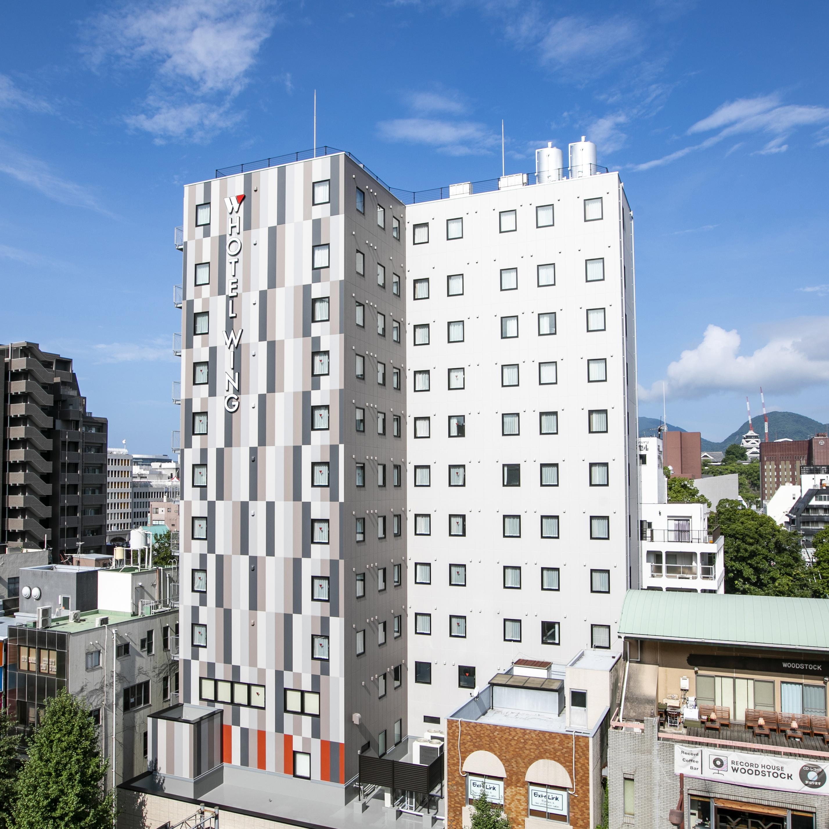 ホテルウィングインターナショナルセレクト熊本 (2019年9...