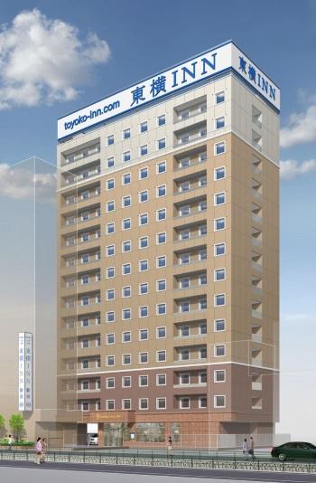 東横イン熊谷駅北口