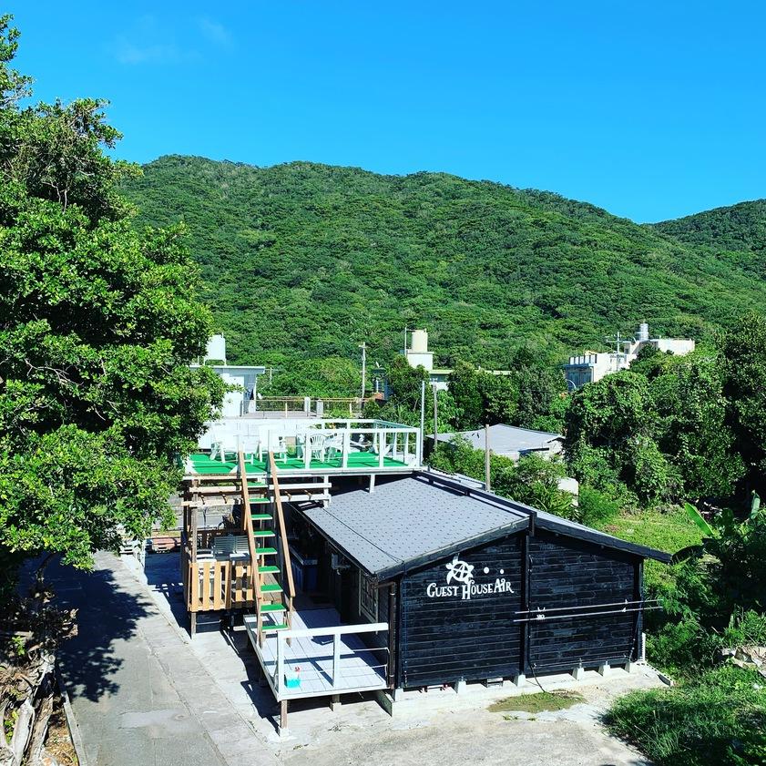 Guest House Air<渡嘉敷島>の施設画像