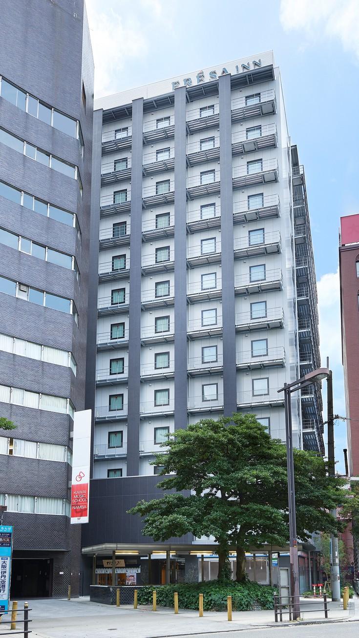 相鉄フレッサイン 大阪なんば駅前(2019年7月25日新規オ...