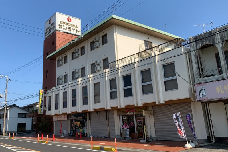 ビジネスホテル サンライト<三重県>...