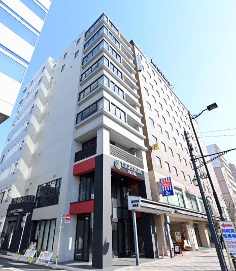 ライトニングホテル 浅草