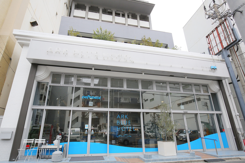 OYO 462 ARK BLUE HOTELの施設画像
