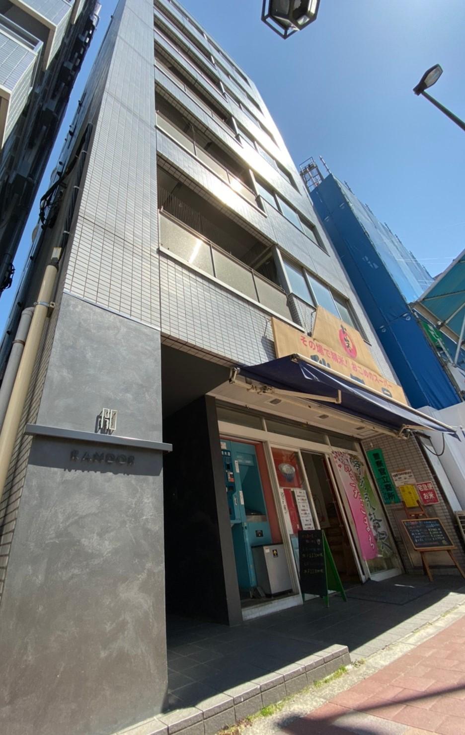 ランドーレジデンス東京グランド