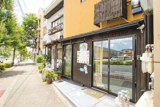 バス停から一分、京都観光起点に。【Vacation STAY...
