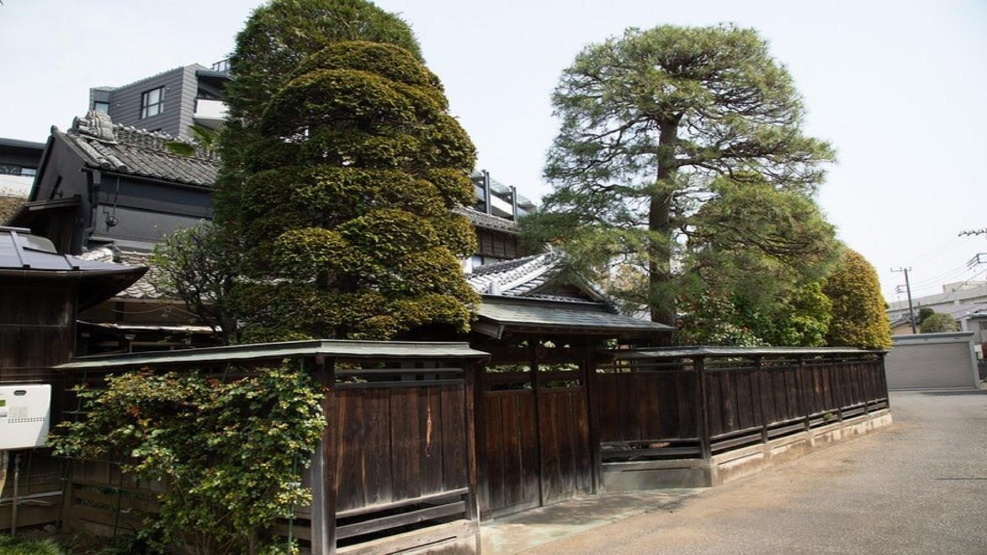 丹徳庭園 川越の旧家を 贅沢に庭ごと一棟貸しで/民泊【Vacation STAY提供】