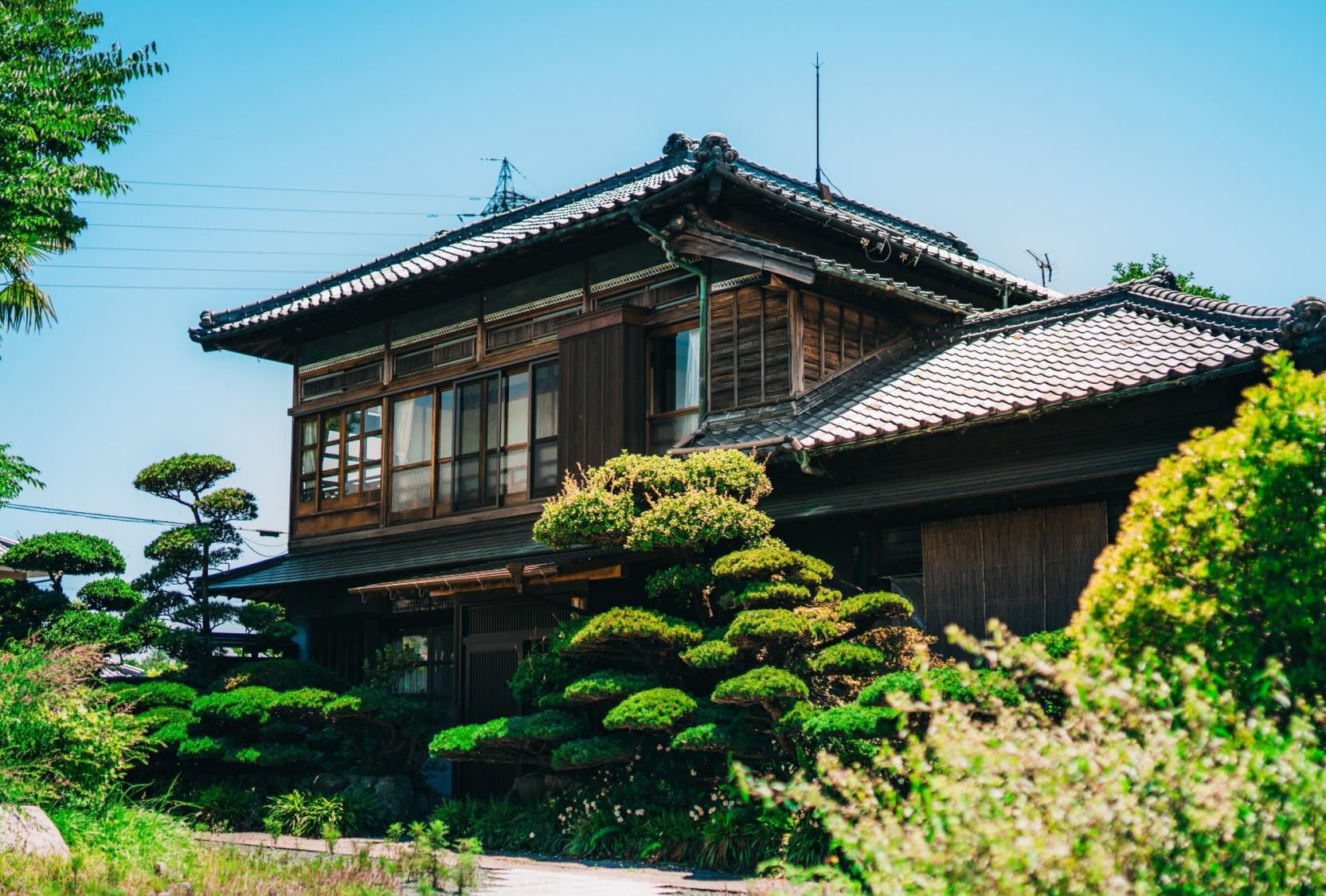 築100年超の総檜伝統的日本建築ゲストハウス「花鳥苑」【Vacation STAY提供】の施設画像