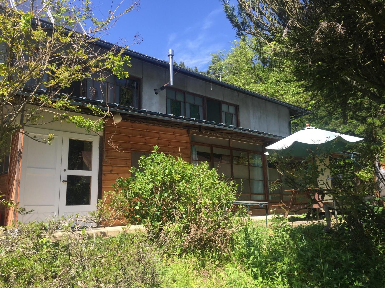 北アルプスを望む自然の中の古民家/民泊【Vacation STAY提供】の施設画像