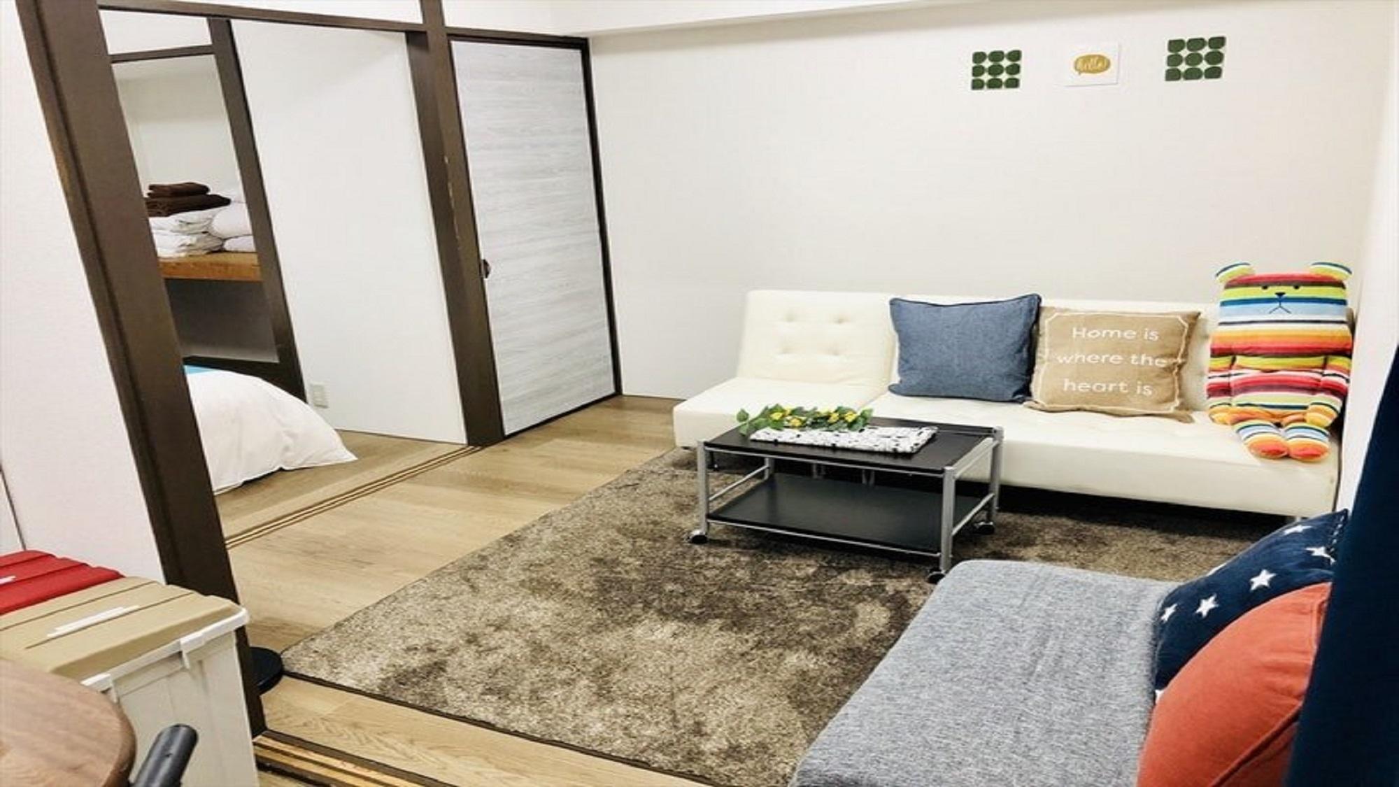 Itabashi RC-ANNEX/民泊【Vacation STAY提供】の施設画像