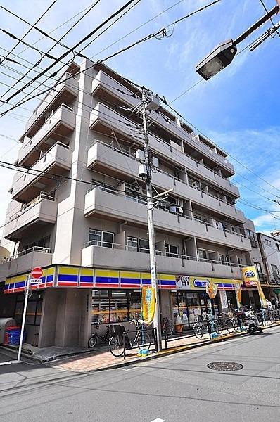 入谷駅降りてすぐ!1階コンビニの便利なマンション_Y41/民泊【Vacation STAY提供】