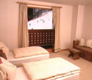 ホテル&レストラン マリレンの客室の写真
