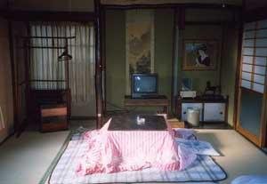 【気軽な素泊まりプラン】和室(バス・トイレ共同)【現金特価】
